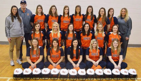 Baker Softball 2014